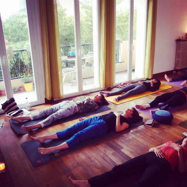 Yoga Nidra Cloe Bertrand Barcelona