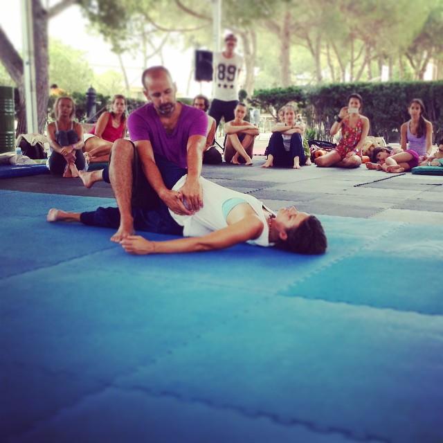 Barcelona Thai massage