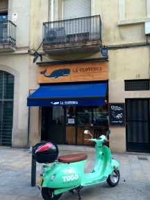 Take a Yugo to La Clotenca!