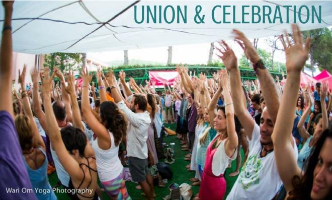 union & celebration